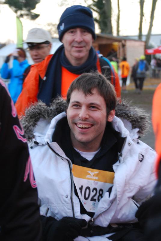 L'association Courir-avec sur le Trail-Glazig 2015
