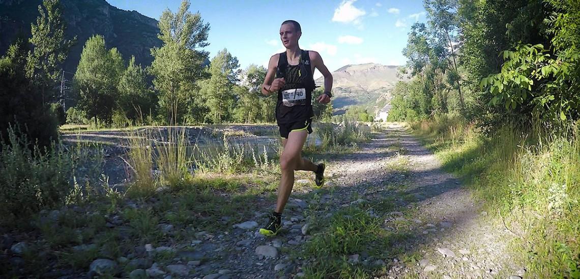 Rencontrez Andy Symonds au Trail Glazig