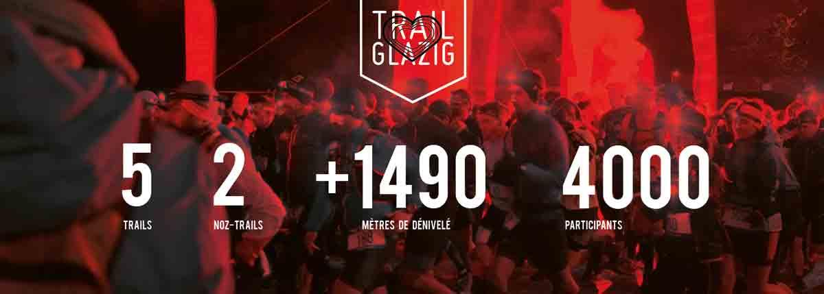 Programme Trail Glazig