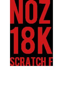 Noz-trail 18K féminin