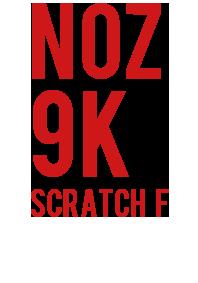 Noz-trail 9K féminin