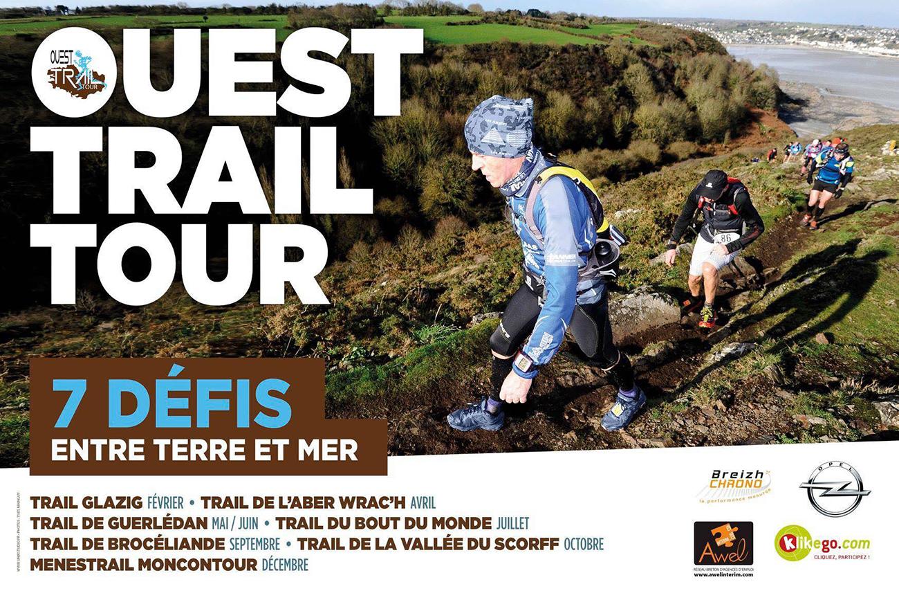 Ouest-Trail Tour