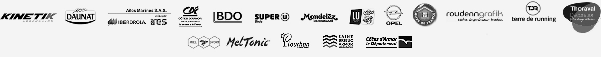 Partenaires Trail Glazig 2019