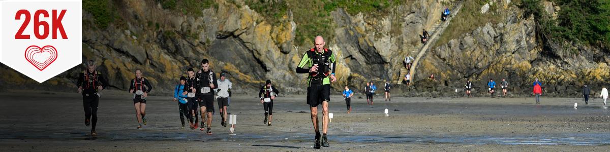 Trail Glazig 26 km