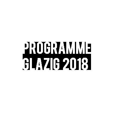 Programme Trail Glazig 2018