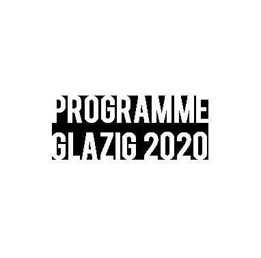 Programme Trail Glazig 2019