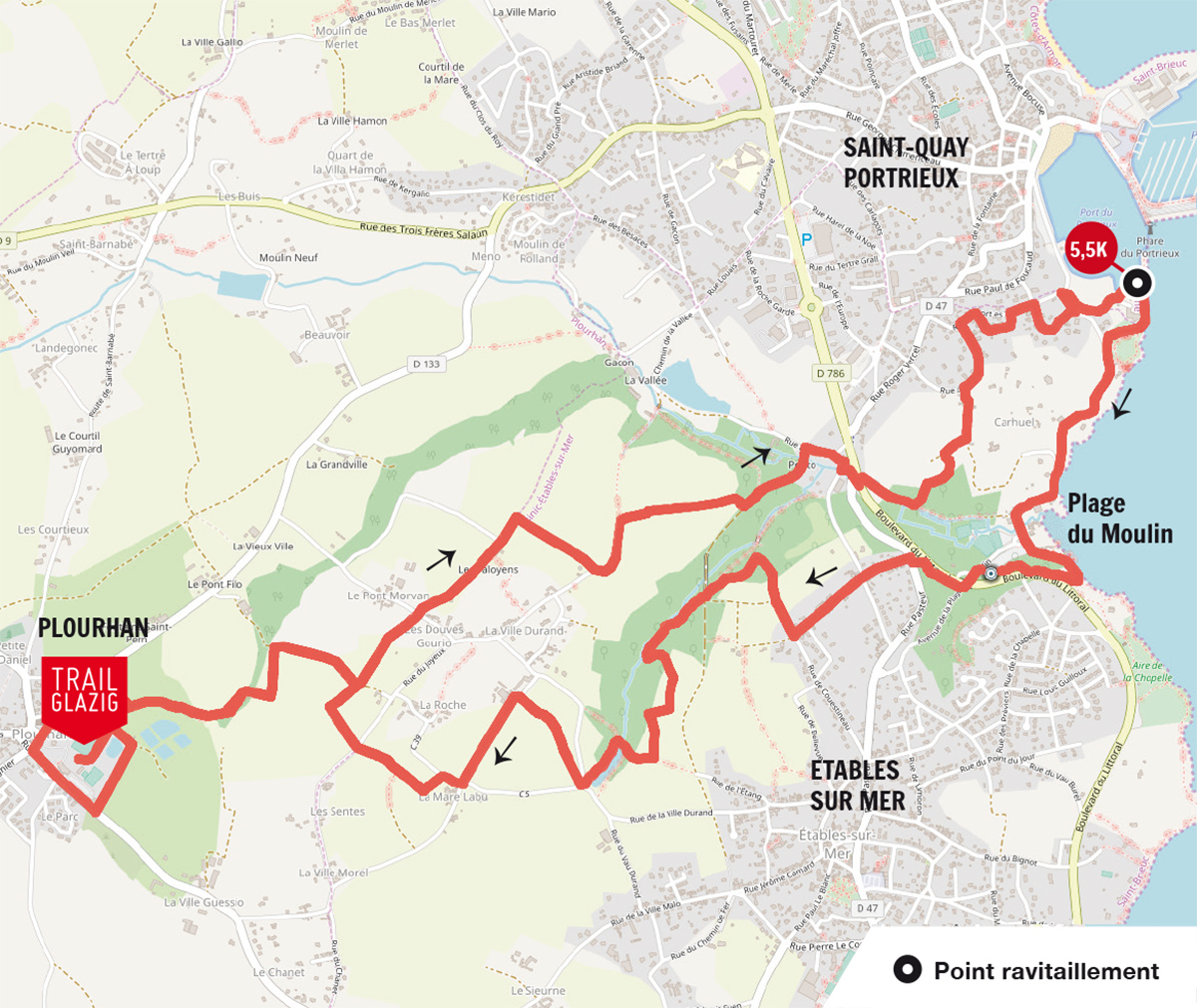 Ravito 12K Trail Glazig 2020