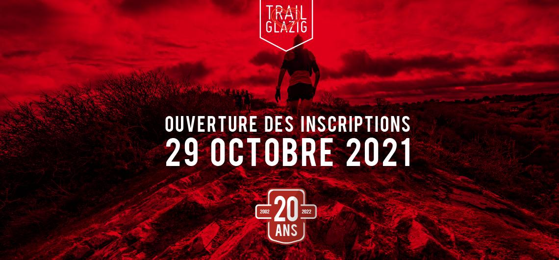 Trail Glazig : ouverture des inscriptions le 29 octobre !